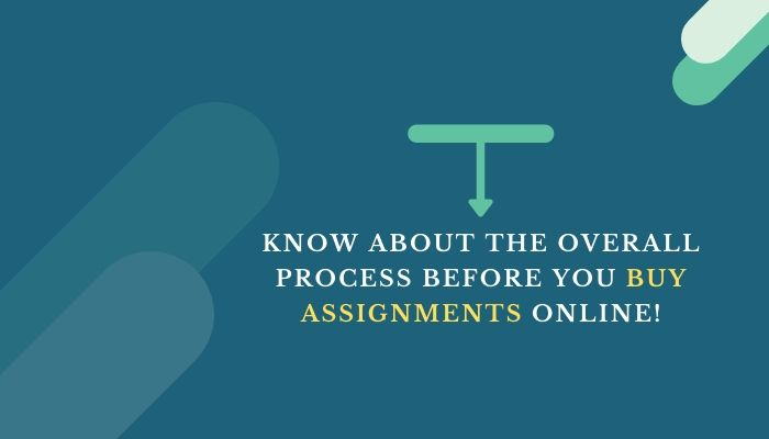 Buy Assignments