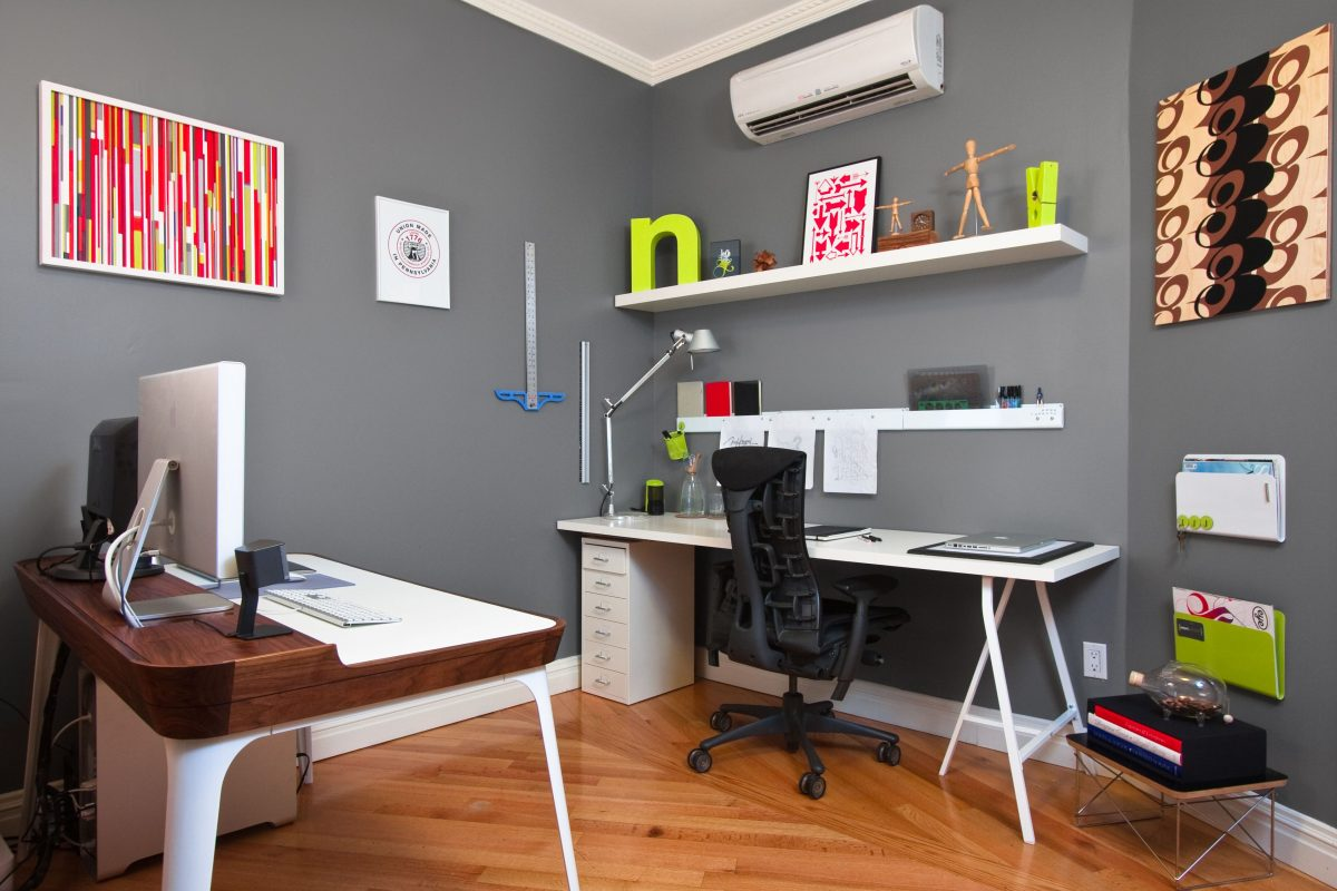 How To Organize Your Home Workspace In Low Budget?